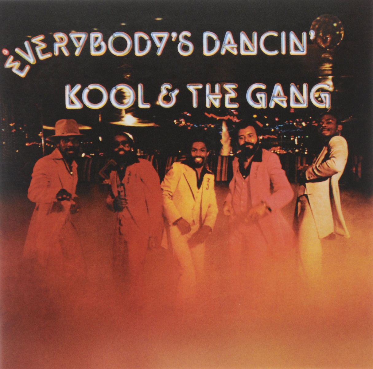 Kool & The Gang Kool & The Gang. Everybody's Dancin' kool