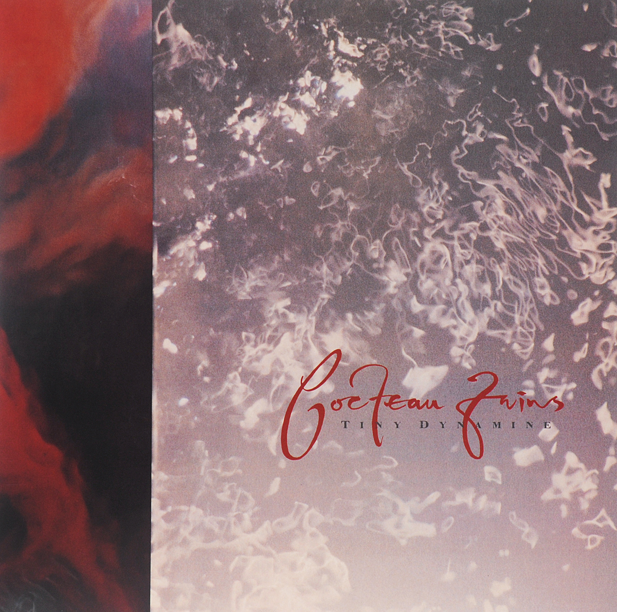 Cocteau Twins Cocteau Twins. Tiny Dynamine / Echoes In A Shallow Bay (LP) цена