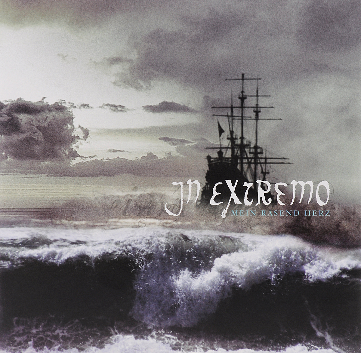In Extremo In Extremo. Mein Rasend Herz (LP) снежкометатель arctic force snow trac ball 39029