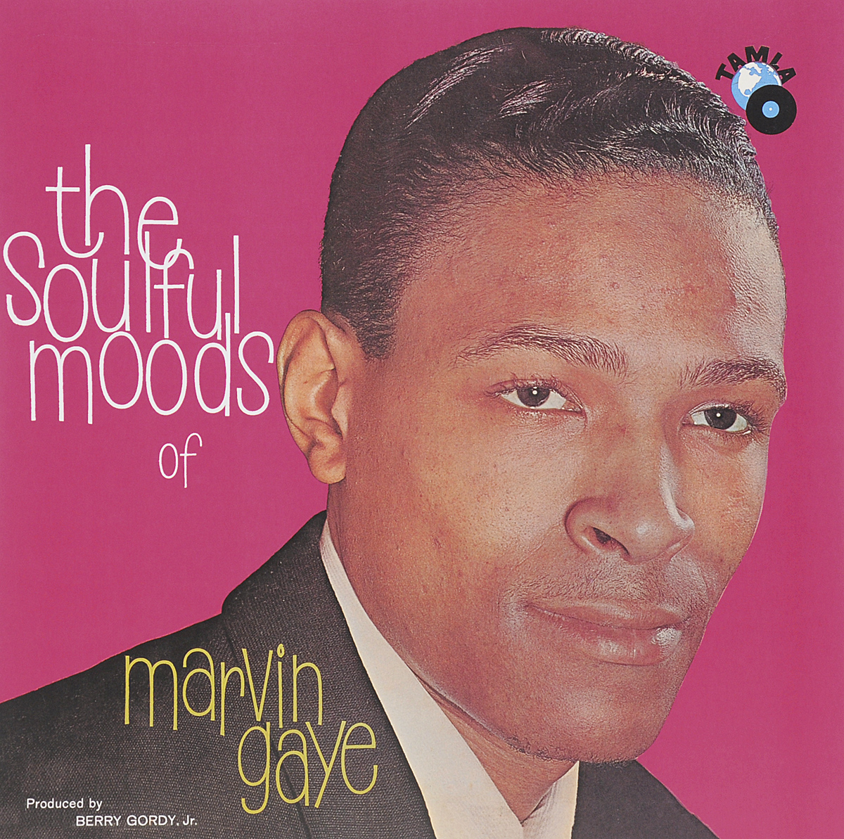 Марвин Гэй Marvin Gaye. The Soulful Moods Of Marvin Gaye (LP) марвин гэй marvin gaye let s get it on blu ray audio