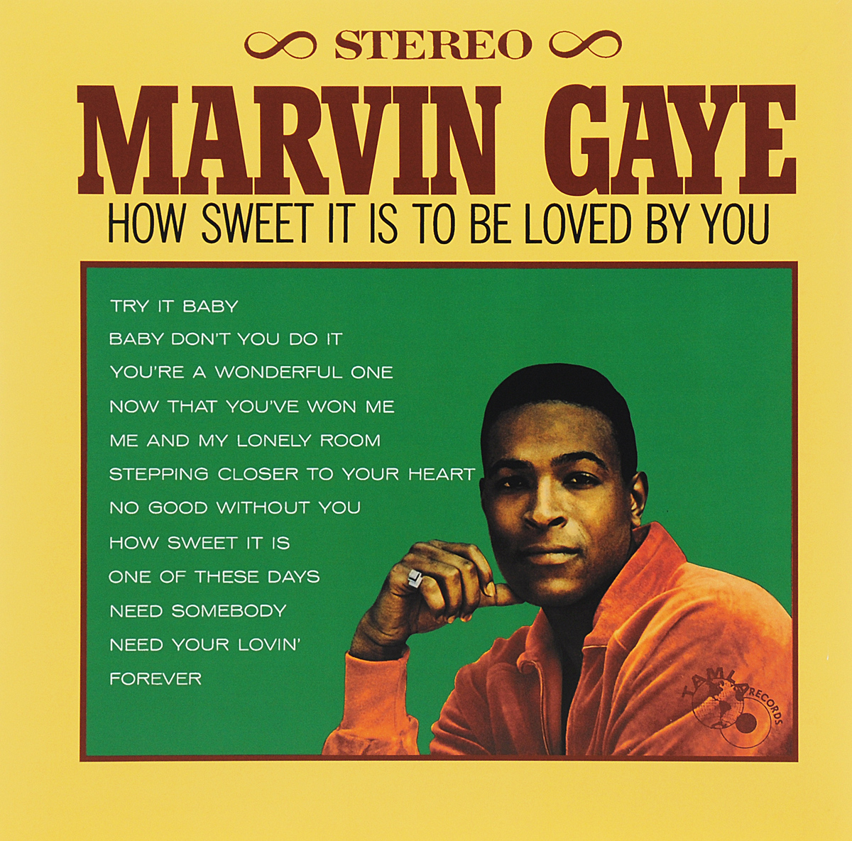 Марвин Гэй Marvin Gaye. How Sweet It Is To Be Loved By You (LP) цены