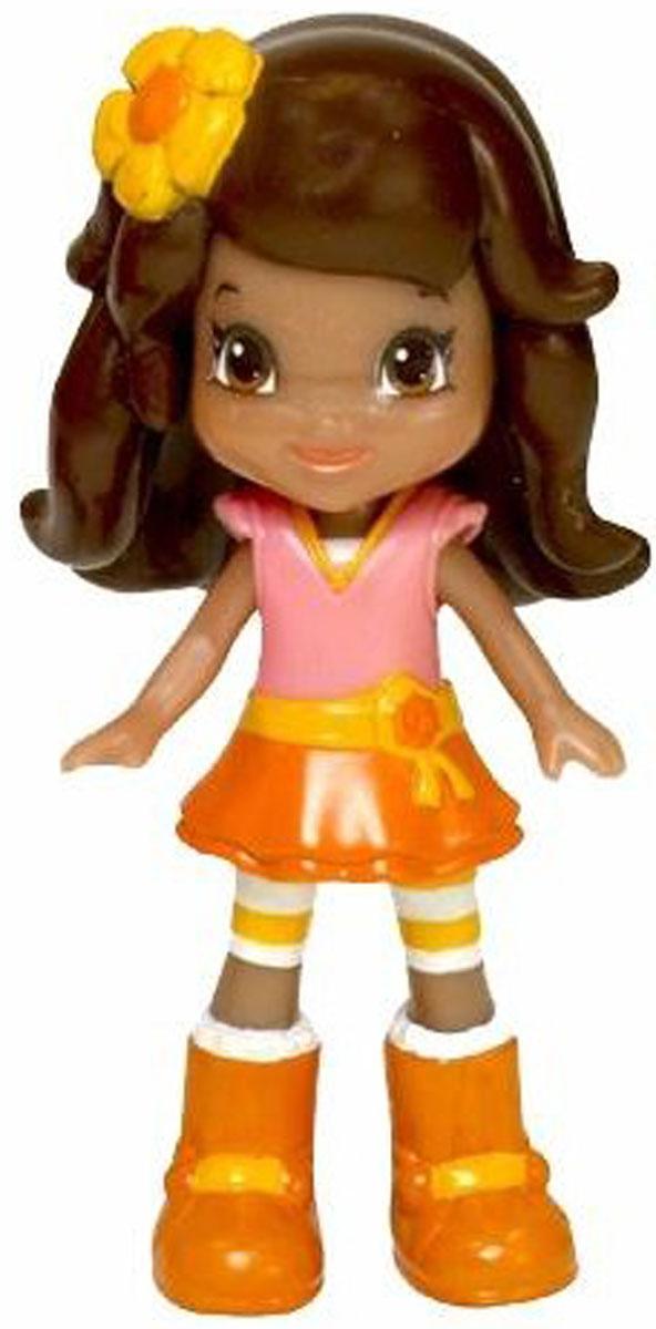 Шарлотта Земляничка Кукла Апельсинка, 8 см игровой набор the bridge шарлотта земляничка на сцене 15 см 12245