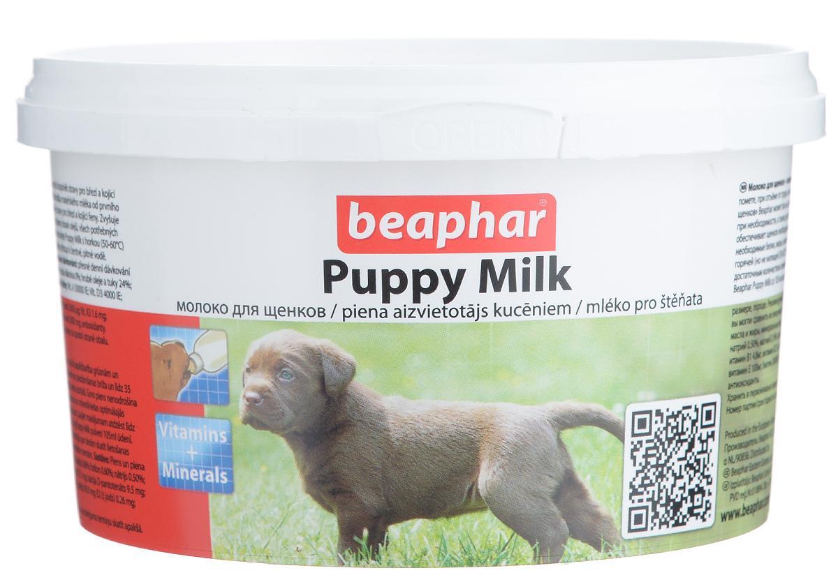 Молочная смесь Beaphar Puppy Milk, для щенков, 200 г