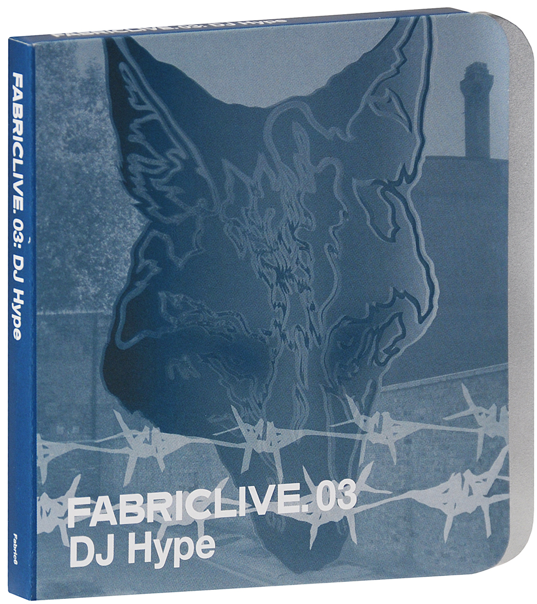 Moving Fusion,Mist:I:Cal,Dei3c,DJ Zinc,Total Science,The Trinity,Future Prophecies,Bonafide,DJ Hype,DJ Krust,DJ Pascal,Shimon,Andy C DJ Hype. Fabriclive. 03 рюкзак hype hype hy004bwaojp4