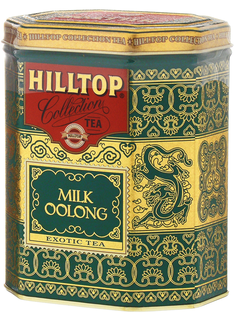 Hilltop Milk Oolong улун листовой чай, 100 г super wholesale jin xuan milk oolong tea 50g high quality tieguanyin green tea milk oolong superior health care milk tea