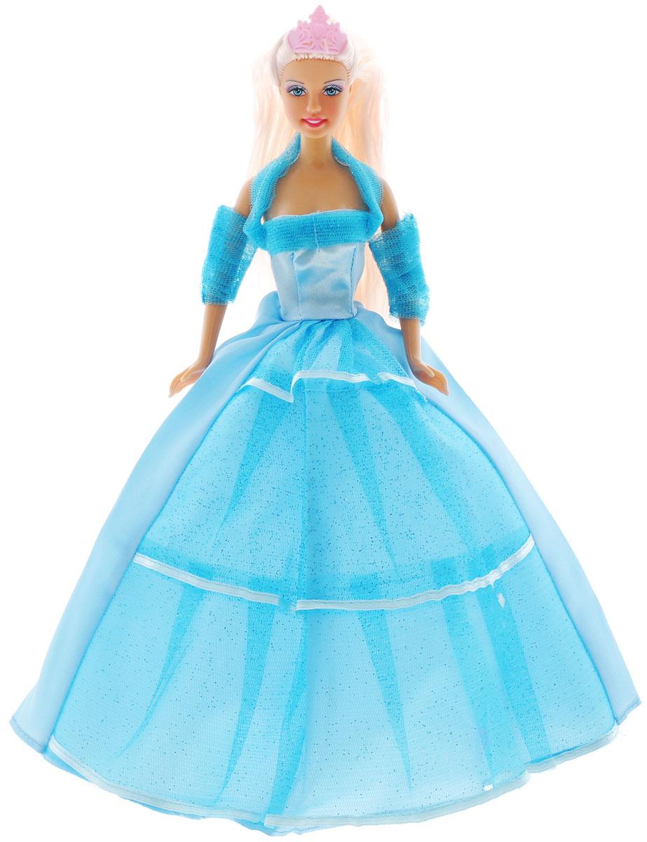 Defa Кукла Lucy цвет платья голубой