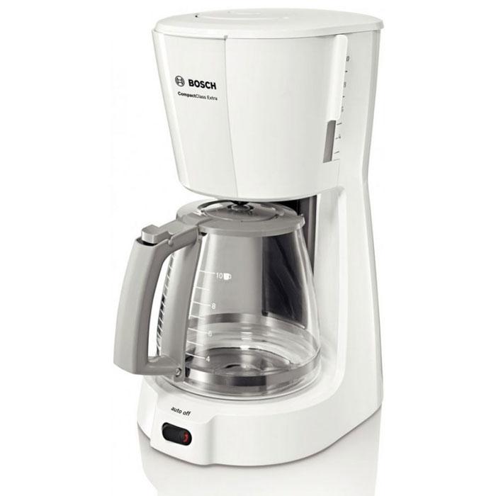 Кофеварка капельная Bosch TKA 3A031, White