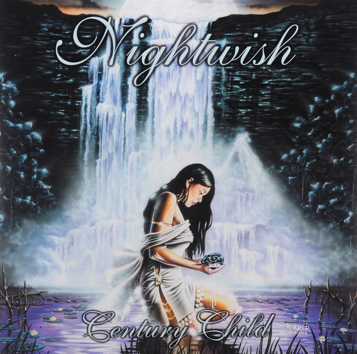 Nightwish Nightwish. Century Child (2 LP) nightwish manchester