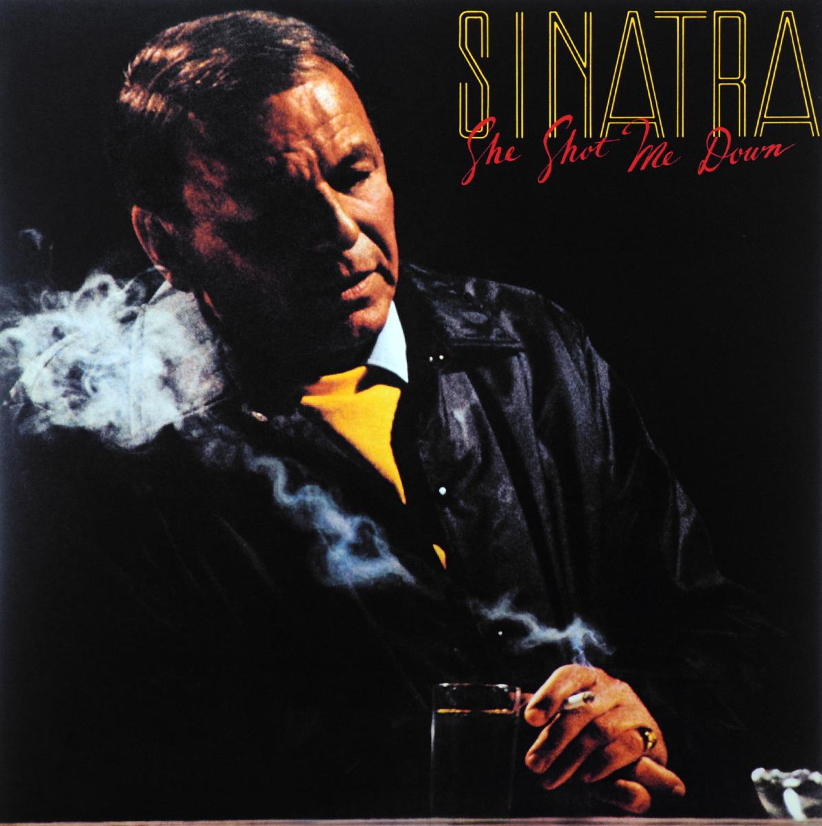 Фрэнк Синатра Frank Sinatra. She Shot Me Down (LP) frank ryan virolution page 9
