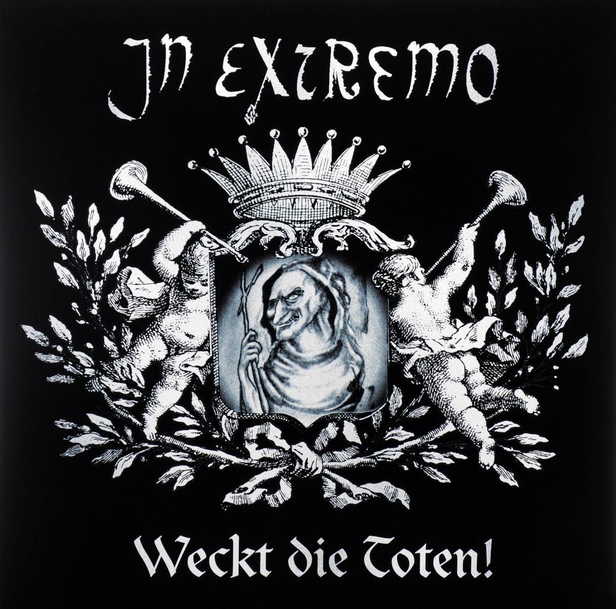 In Extremo In Extremo. Weckt Die Toten. Limited Color Vinil (LP) alle toten fliegen hoch teil 1 america