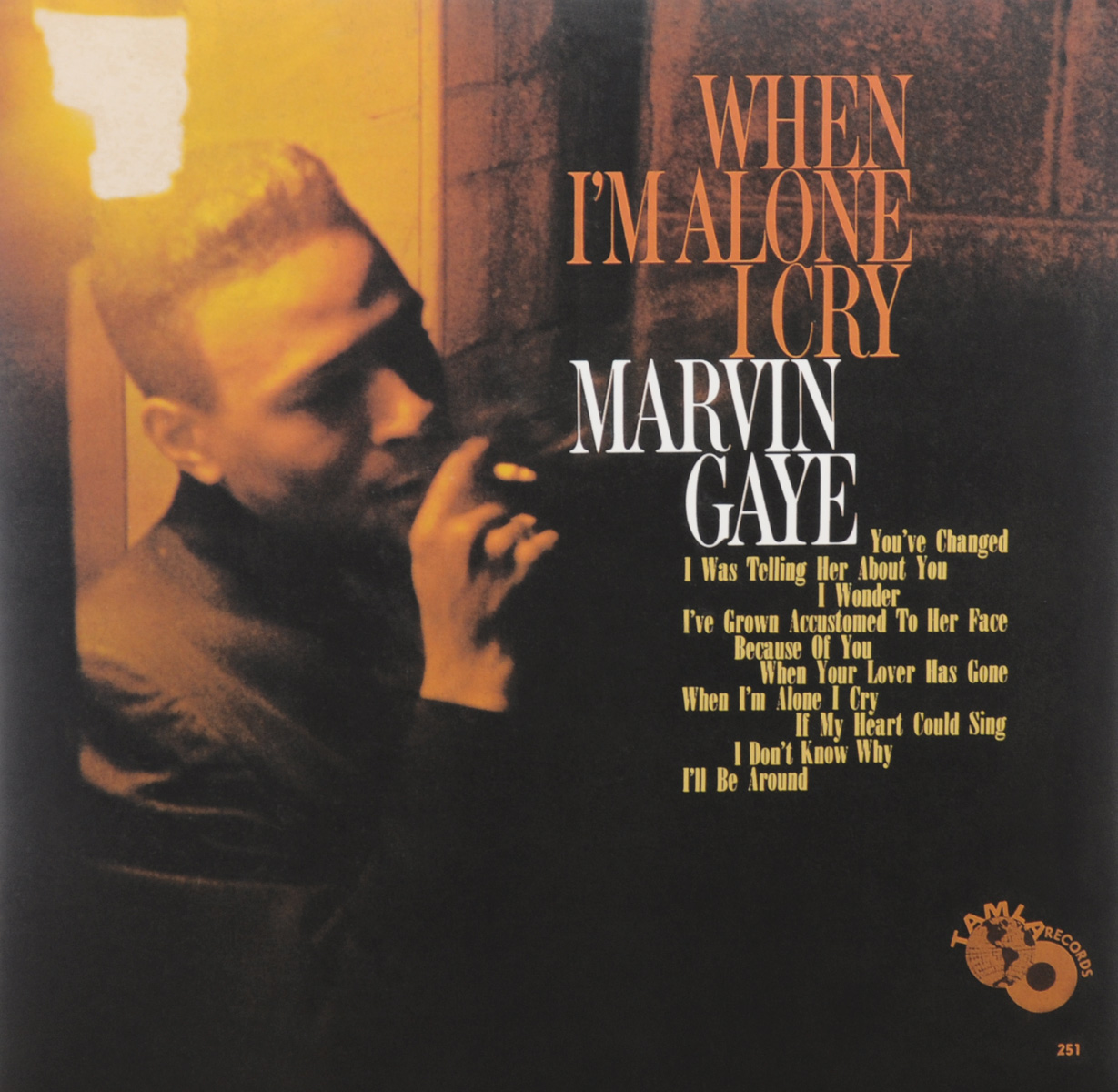 Марвин Гэй Marvin Gaye. When I'm Alone I Cry (LP) марвин гэй marvin gaye i want you deluxe edition 2 cd