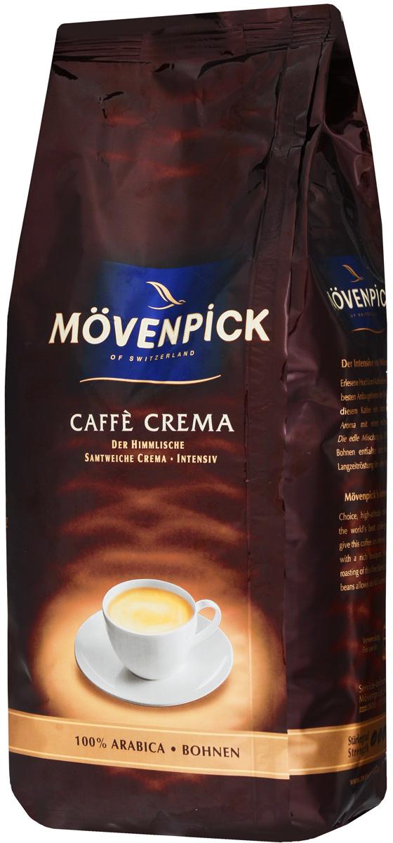 Movenpick of Switzerland Cafe Crema кофе в зернах, 1000 г eilles gourmet cafe crema кофе в зернах 1000 г