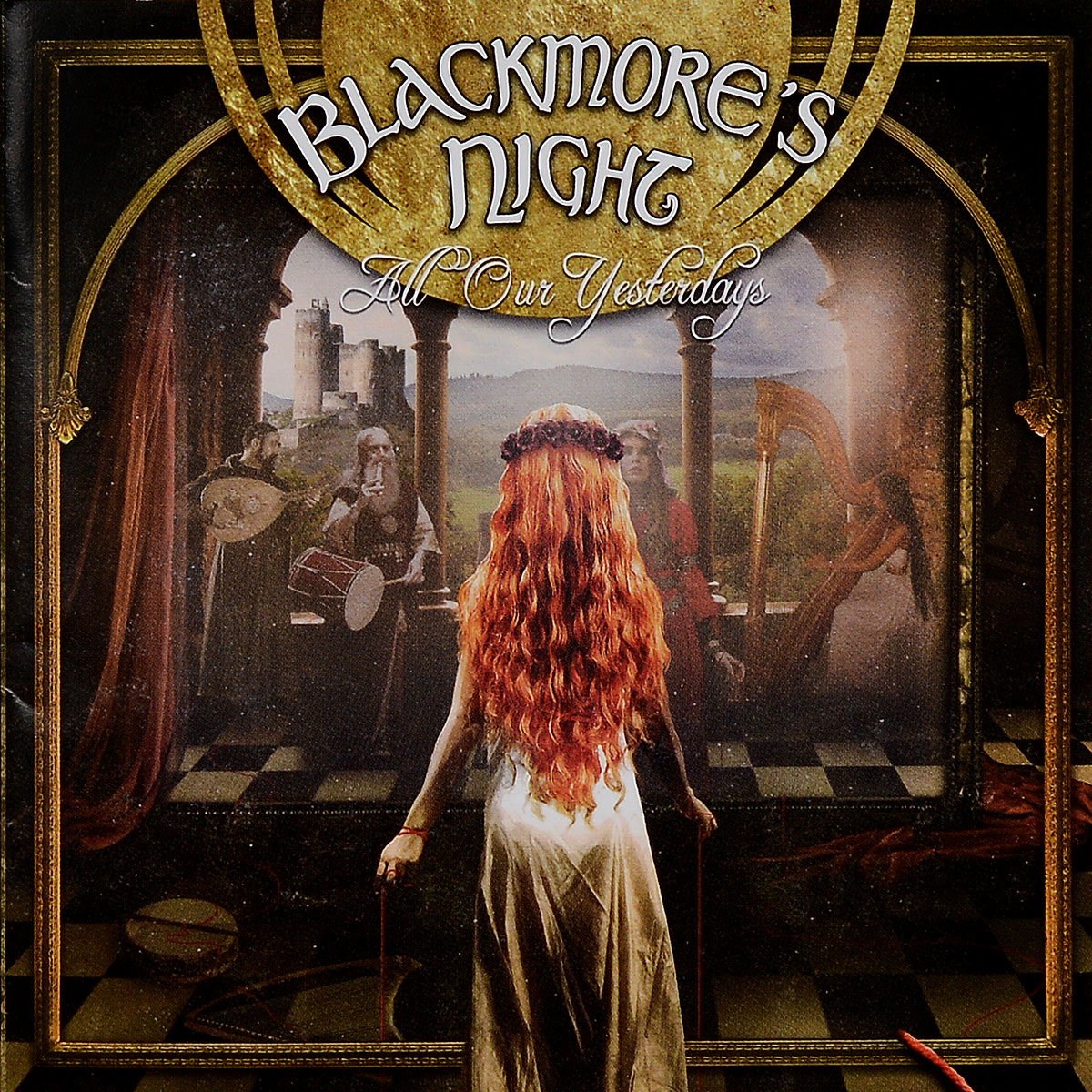 Blackmore's Night Blackmore's Night. All Our Yesterdays ade 2018 909 collabs all night