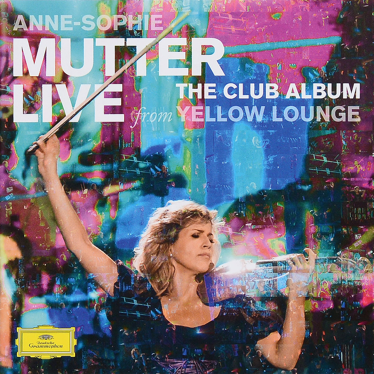 Anne-Sophie Mutter. Live From Yellow Lounge fm indiscreet 25 live
