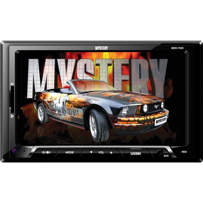 Mystery MDD 7005 мультимедийный центр автомагнитола mystery mdd 6220s