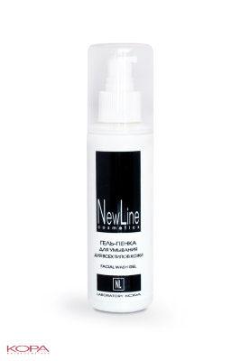New LineГель-пенка для умывания для всех типов кожи,150мл New Line