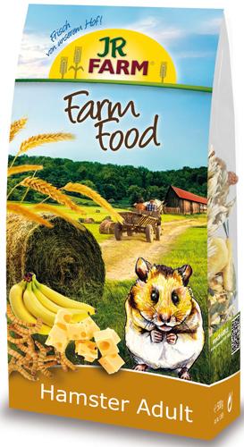 JR FARM 13655 Farm Food Adult для хомяков 500г смесь высококачественная вака для хомяков 500г