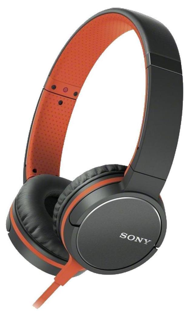 Sony MDR-ZX660AP, Orange наушники