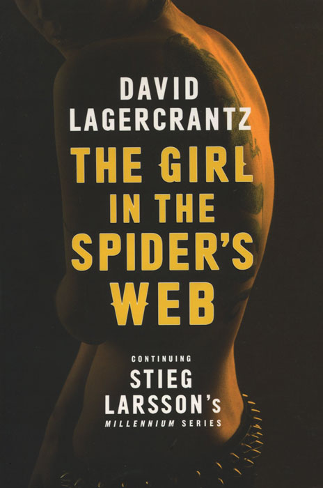 The Girl in the Spider's Web: Book 4