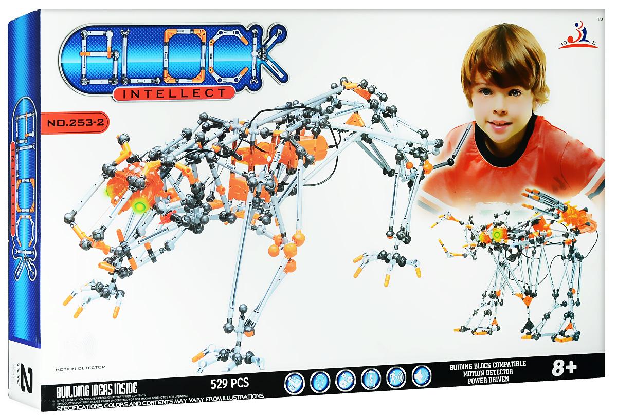 лучшая цена Intellect Block Конструктор 253-2