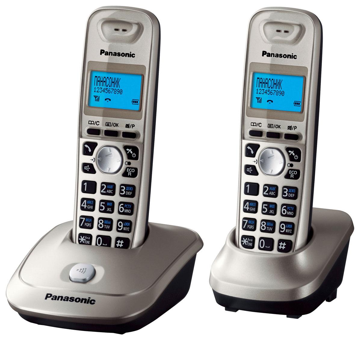 Радиотелефон Panasonic KX-TG2512 RUN