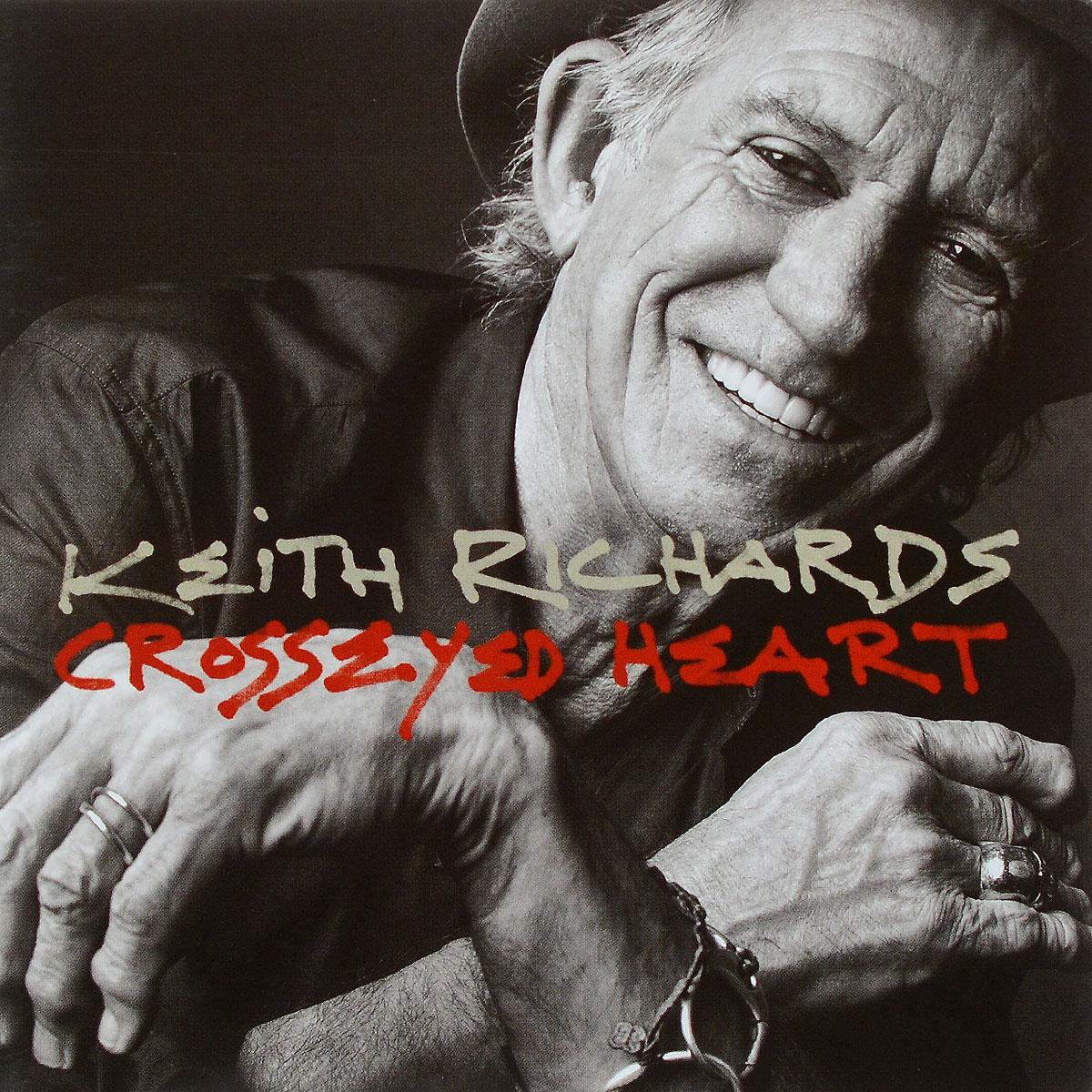 Кейт Ричардс Keith Richards. Crosseyed Heart heart rolling pin