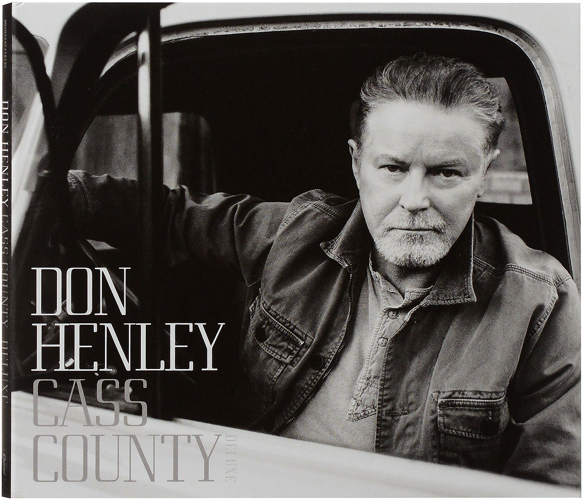 Дон Хенли Don Henley. Cass County. Deluxe cass kiera one book 3 the cass kiera