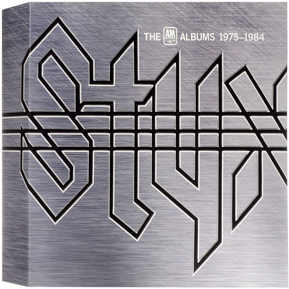 Styx Styx. The A&M Years 1975-1984 (LP) styx styx the best of times the best of styx