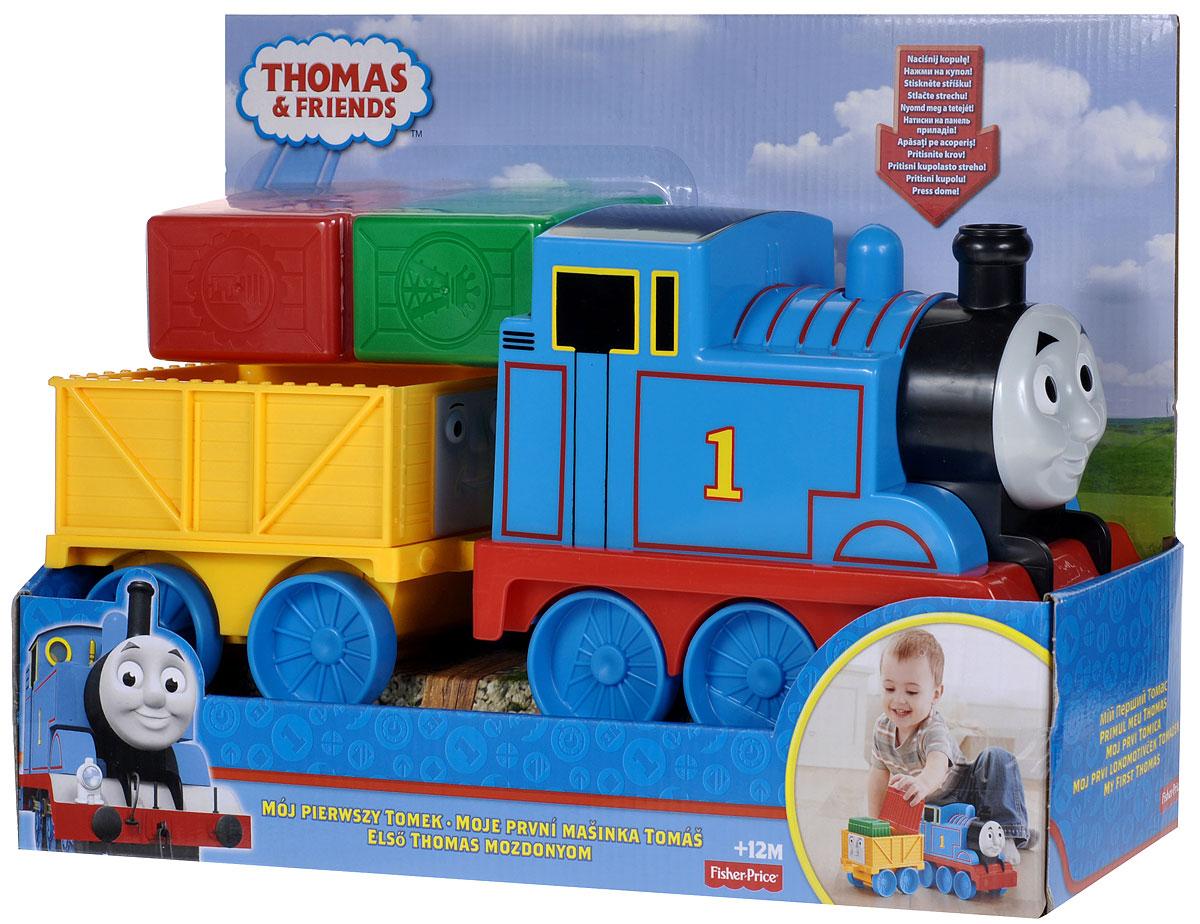 Thomas&Friends Игровой набор Первый паровозик малыша