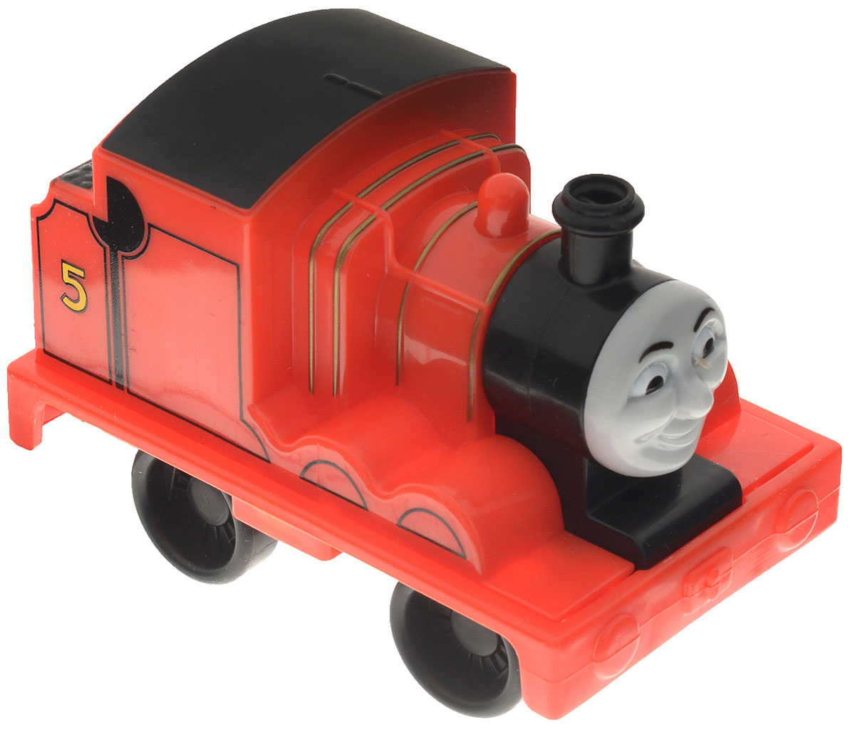 Thomas&Friends Паровозик Джеймс W2191 ольсен иб спанг маленький паровозик
