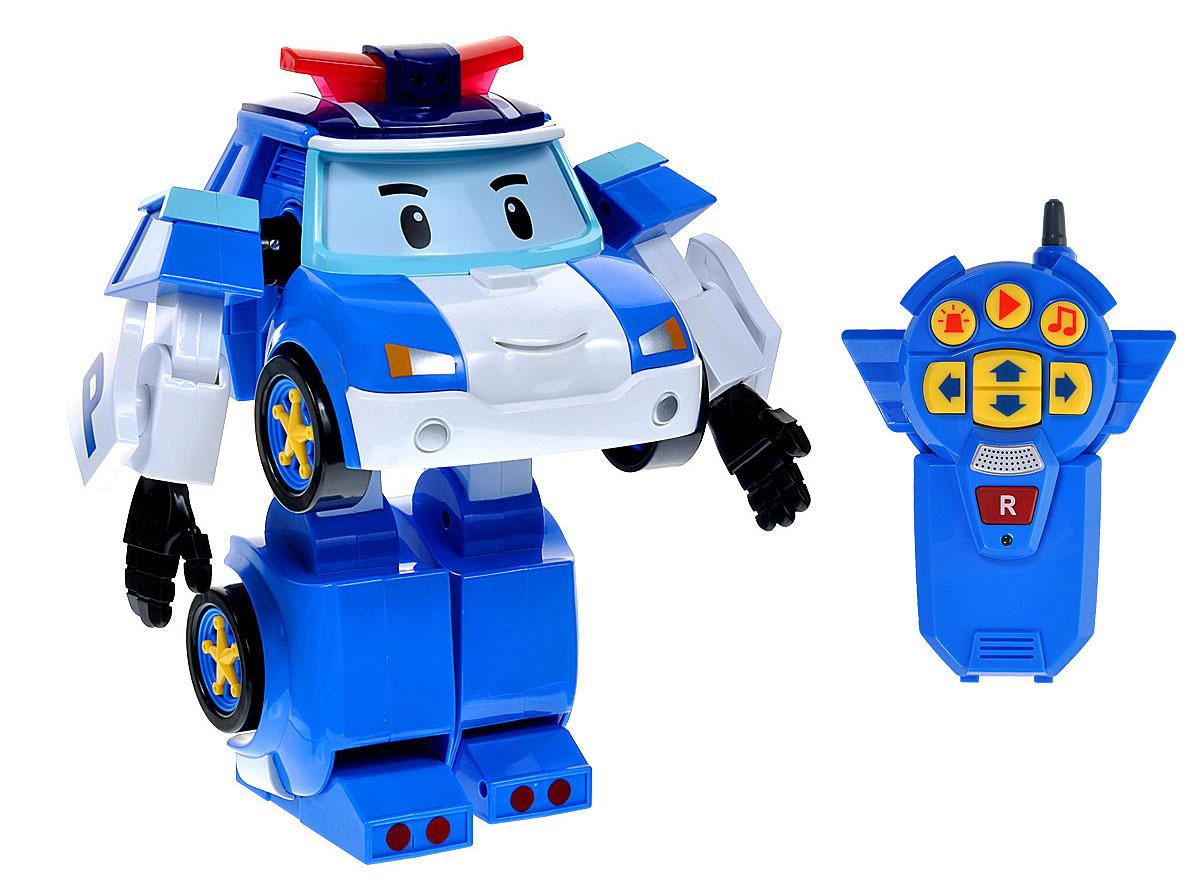 Robocar Poli Робот-трансформер на радиоуправлении Шагающий Поли 83090 дневник для средних и старших классов дневник школьницы дизайн 5 17