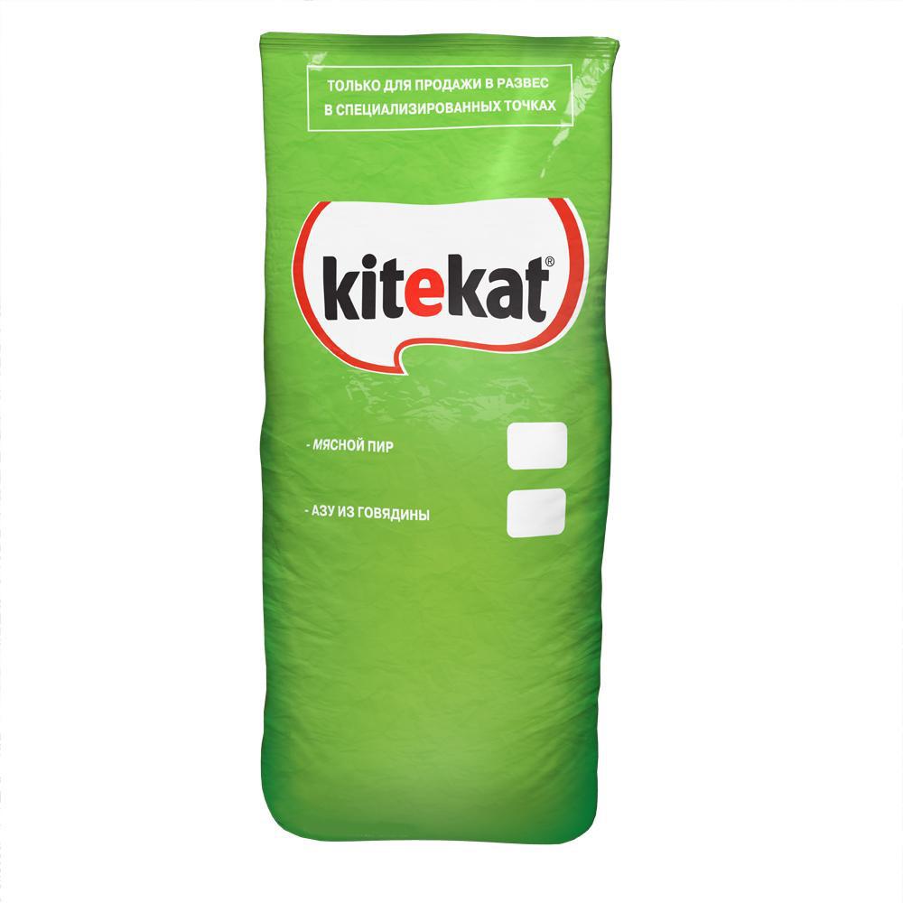 Корм сухой для кошек Kitekat, телятина аппетитная, 15 кг orthomol osteo витамины и минералы для укрепления костей 30 порций