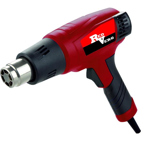 лучшая цена Фен технический RD-HG200/3 RedVerg