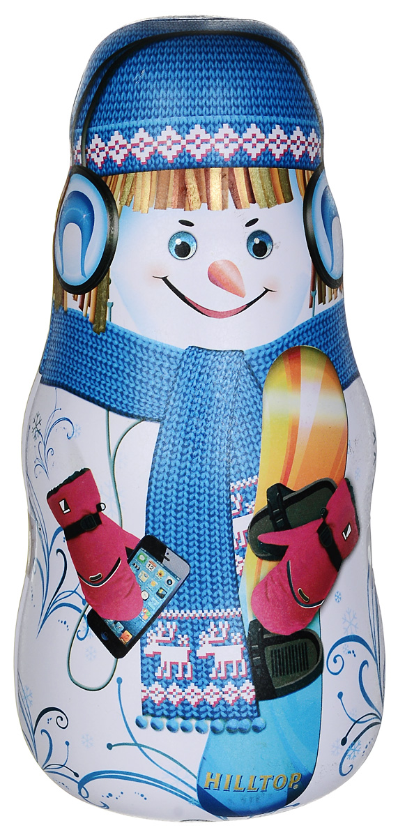 Hilltop Мальчик со сноубордом улун листовой, 100 г цена
