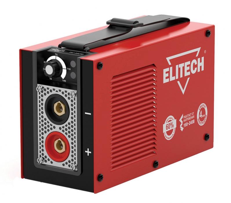 Инверторный сварочный аппарат Elitech IGBT ИС 160М