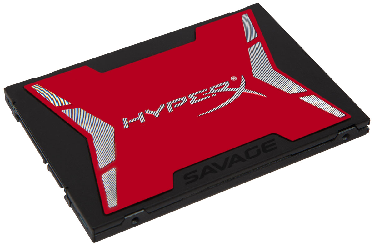 SSD диск Kingston HyperX Savage 240GB