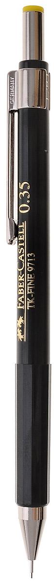 Faber-Castell Механический карандаш TK-FINE цвет кнопки желтый