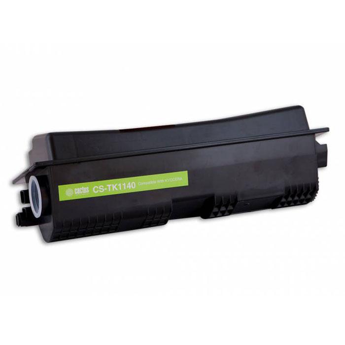 Картридж Cactus CS-TK1140, черный, для лазерного принтера