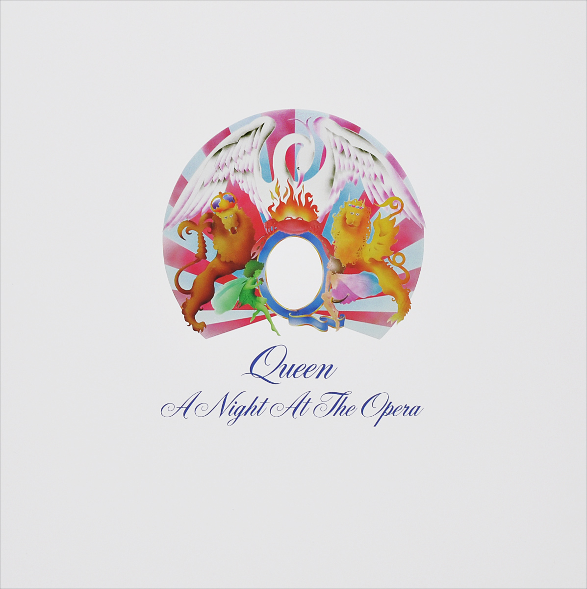 Queen Queen. A Night At The Opera (LP) angie queen 1b 8 10 12