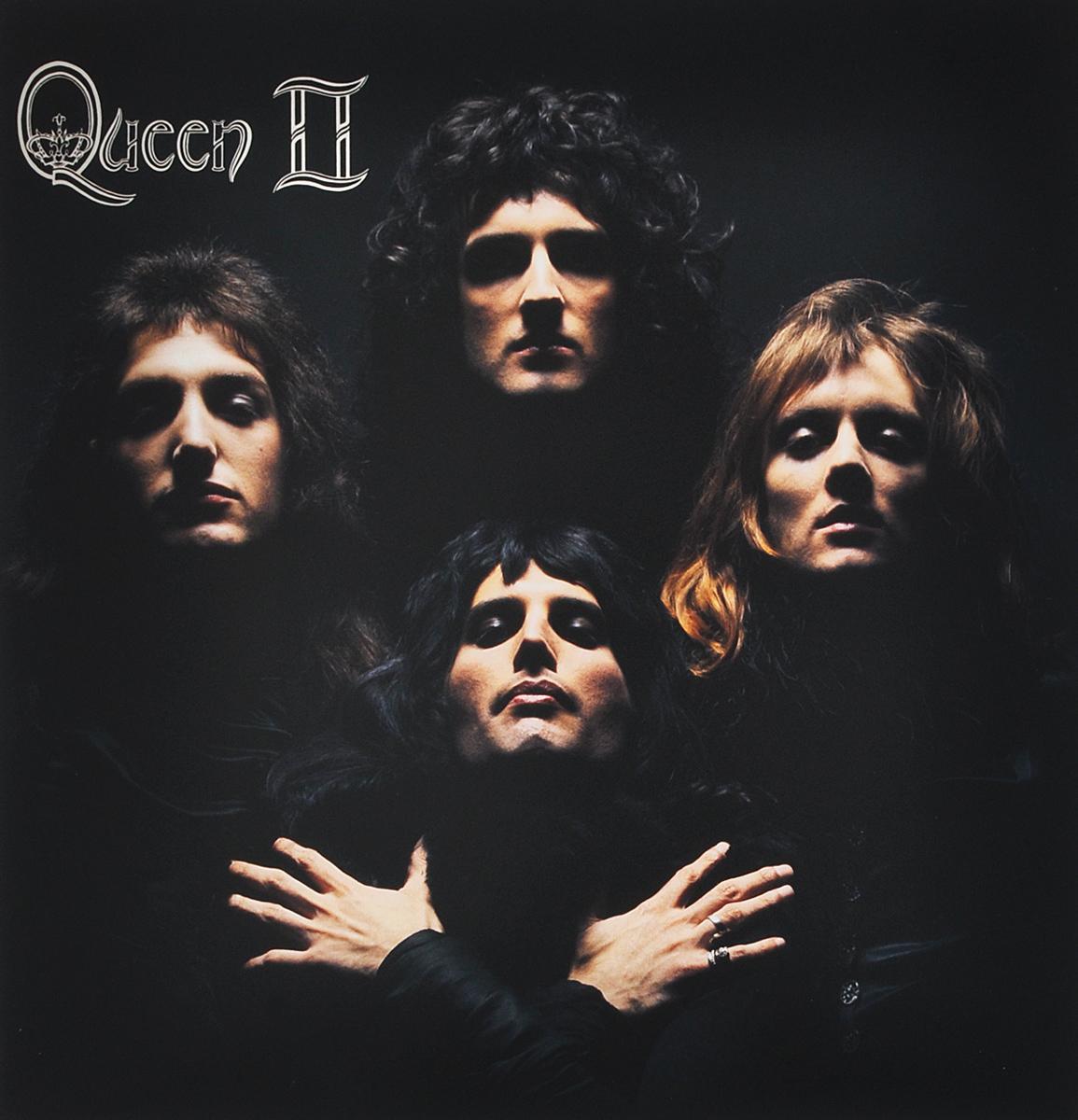 Queen Queen. Queen II (LP) queen queen studio collection 18 lp box