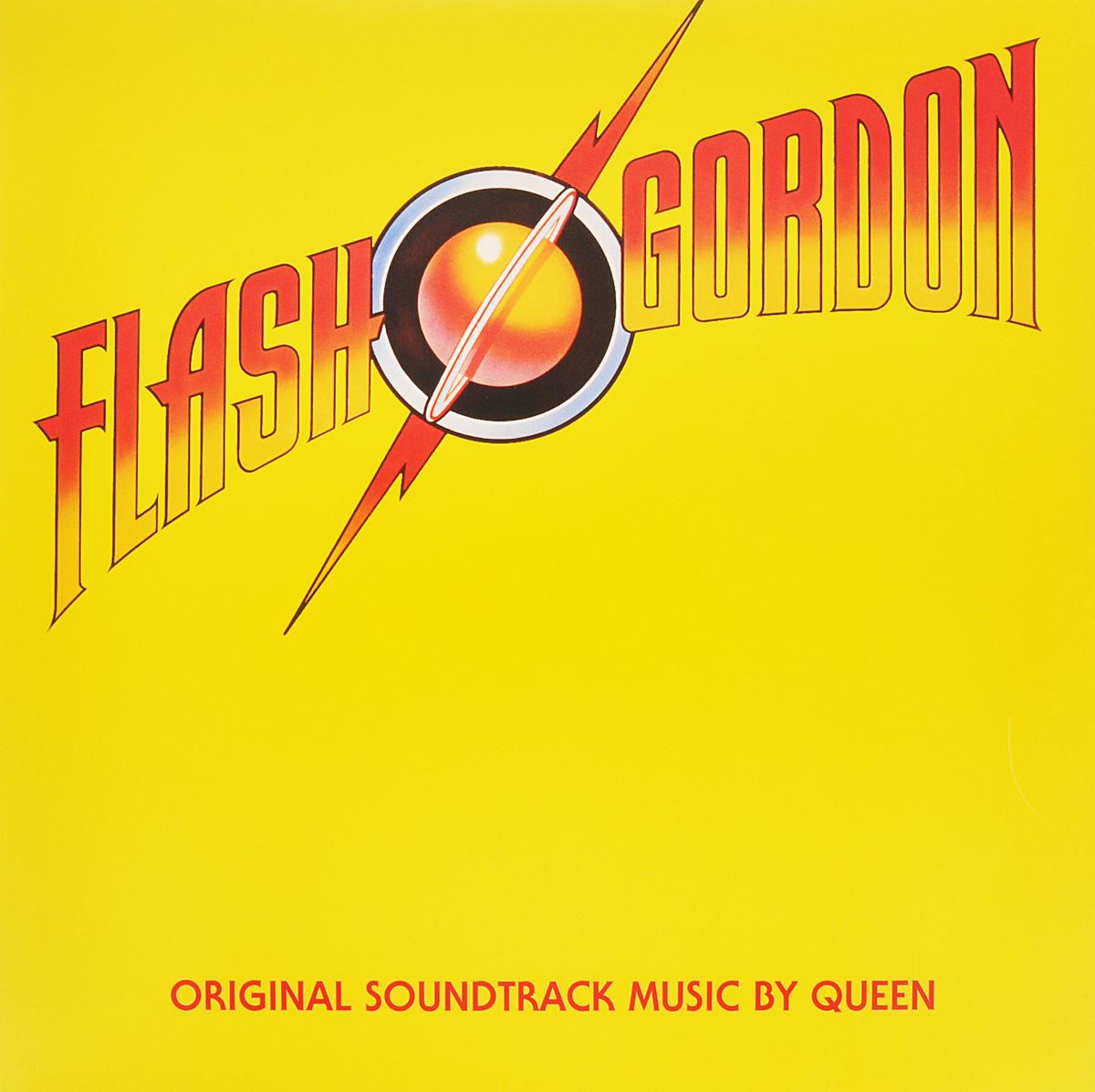Queen Queen. Flash Gordon. Original Soundtrack Musik (LP) queen queen studio collection 18 lp box