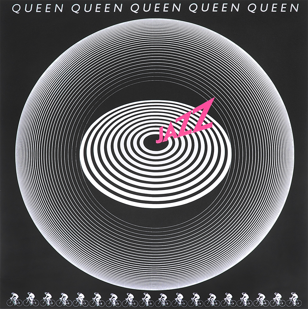 """Queen"" Queen. Jazz (LP)"