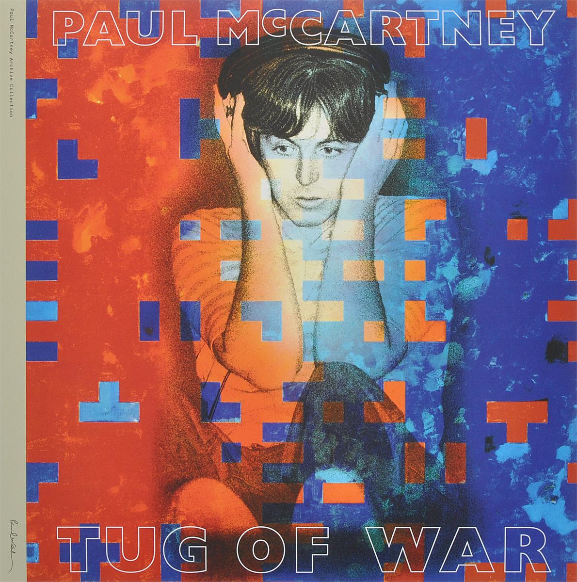 Пол Маккартни Paul McCartney. Tug Of War (2 LP) недорго, оригинальная цена