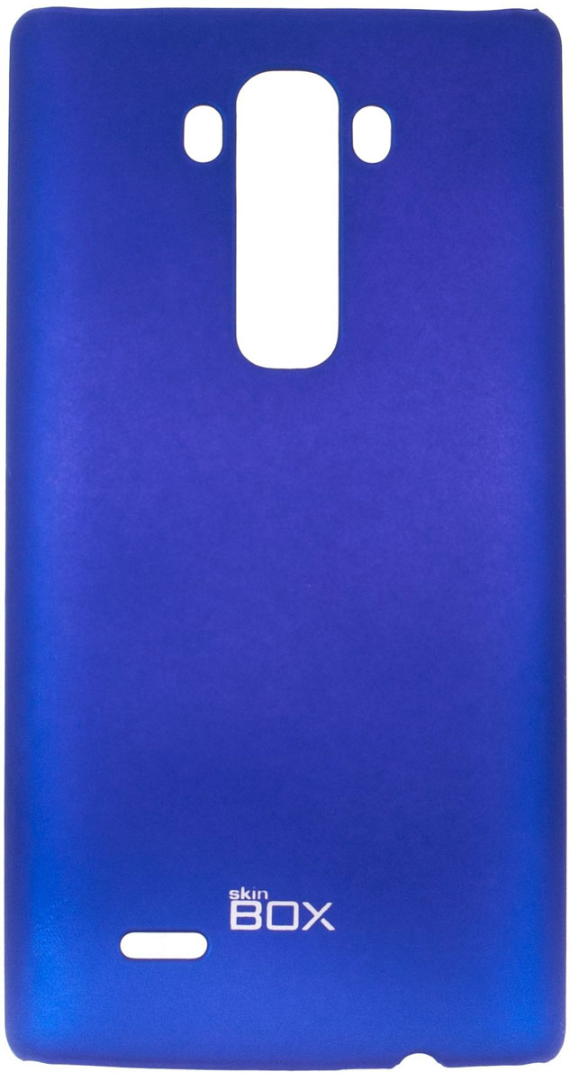 Skinbox 4People чехол для LG G Flex 2, Blue