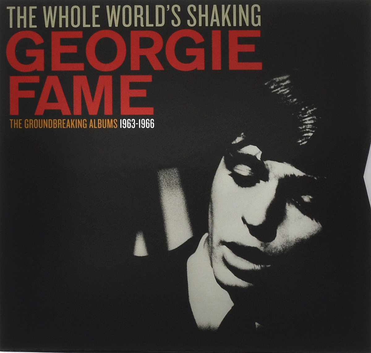 Джорджи Фэйм Georgie Fame. The Whole World's Shaking. The Groundbreaking Albums 1963-1966 (4 LP) кендрик ламар kendrick lamar damn 2 lp