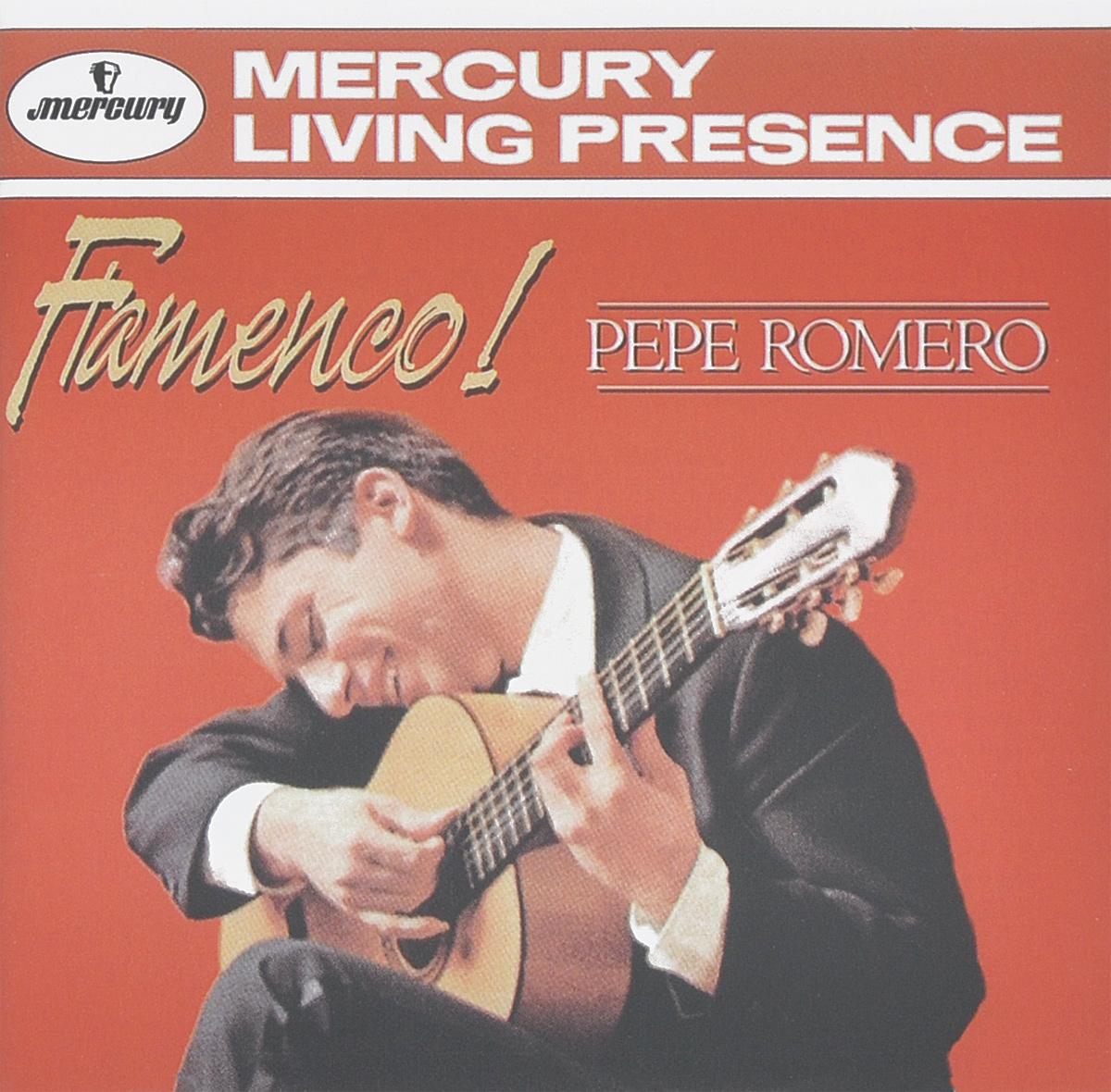 Пепе Ромеро Pepe Romero. Flamenco! пепе де ла матрона pepe de la matrona grands cantaores du flamenco volume 1