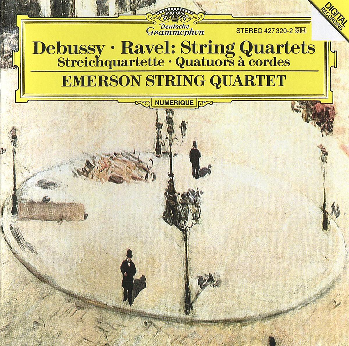 Emerson String Quartet Emerson String Quartet. Debussy / Ravel. String Quartets h bouma souvenir de perugia for string quartet
