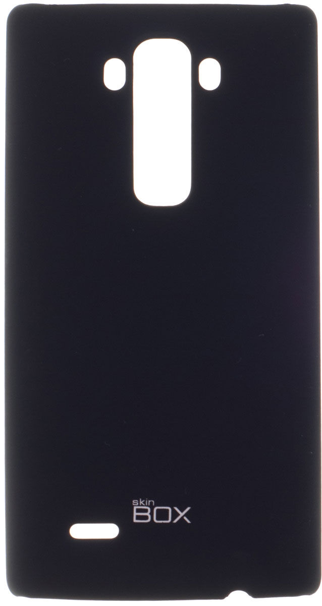 Skinbox 4People чехол для LG G Flex 2, Black цена и фото