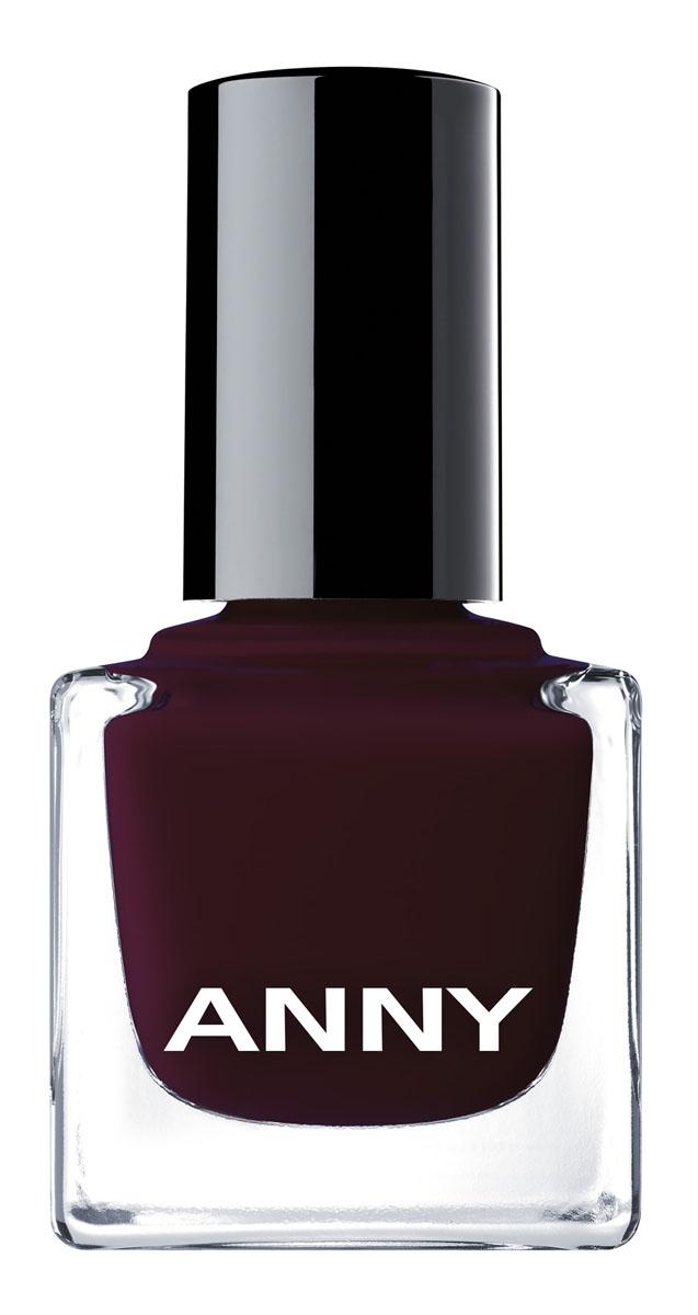 ANNY Лак для ногтей, тон № 44 мистический красный, 15 мл лак для ногтей anny anny an042lwcmoc8