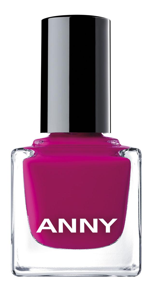 ANNY Лак для ногтей, тон № 120 цикломен, 15 мл лак для ногтей anny anny an042lwcmoc8